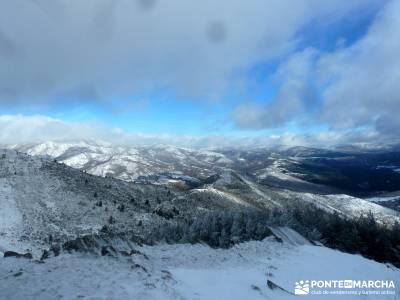 El Porrejón y Peña La Cabra; viajes de aventura; rutas por la sierra de madrid;ruta charca verde